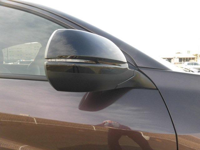 ドアミラーウインカーで視認性が高くなっています。
