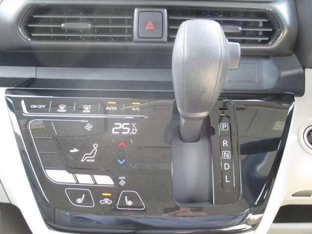 操作のしやすいタッチパネル式フルオートエアコンです!!