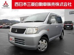 三菱 eKワゴン 660 M 5MT車・CDチューナー付き