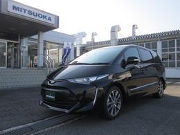 トヨタ エスティマ アエラス-2WD  新規製作搬送車 事業用霊柩車