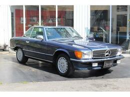 メルセデス・ベンツ SLクラス R107 500SL 1986 車検令和4年6月29日