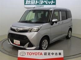 トヨタ タンク 1.0 X S 寒冷地仕様 軽減ブレーキ 片側電動ドア