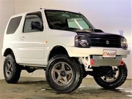 スズキ ジムニー 660 XC 4WD リフトUP 本州仕入 マフラー フルセグナビ