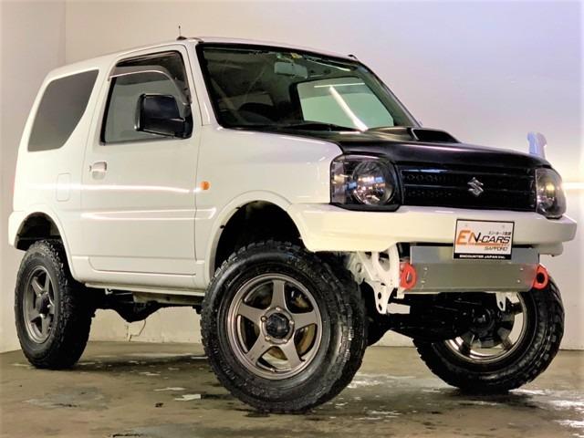 北海道最大級のジムニー専門店「エン・カーズ札幌」のお買い得アウトレットカー!ジムニーのウィークポイントを知り尽くした専門店が自信を持って販売する良質でお買い得な1台です☆