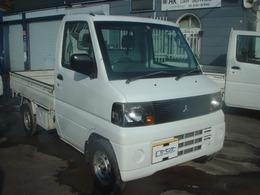 三菱 ミニキャブトラック 660 Vタイプ エアコン付 4WD オートマ車