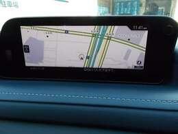 マツダコネクト 8.8インチ センターディスプレイ ナビ フルセグTV Bluetooth機能付き