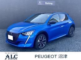 プジョー 208 GTライン ガラスルーフ 当社DEMOカー 新車保証継承