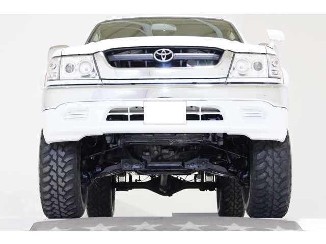 4WD リフトアップ ハードトノカバー ヴィンテージ16インチアルミホイール リアクロームメッキステップバンパー プロジェクターヘッドライト LEDクリスタルコンビテールランプ ナビ ディーゼル☆