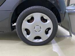 安心のトーヨー製のタイヤが装着されています!