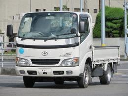 トヨタ トヨエース 1.25t 4WD 10尺 内寸-長313x幅160x高38
