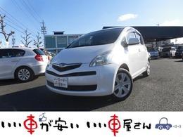 トヨタ ラクティス 1.3 X Lパッケージ 禁煙 ナビ DVD CD スマートキー 車検2年含