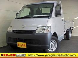 トヨタ タウンエーストラック 1.5 DX シングルジャストロー 三方開 2人 ナビTV ETC 積載800kg AT車