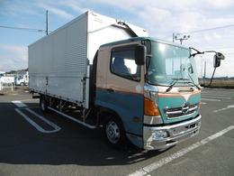 日野自動車 レンジャープロ アルミウイング