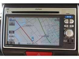 純正ナビ搭載車!!ナビ起動までの時間と地図検索する速度がはやく、初めての道でも安心・快適なドライブをサポートします!!