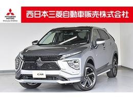 三菱 エクリプスクロス PHEV 2.4 G 4WD 電気温水式ヒーター・AC100V電源(1500W