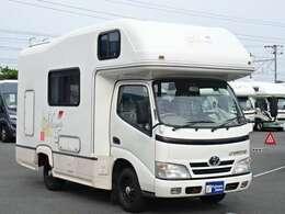 ボディーサイズ長さ499×幅210×高さ285センチ 乗車定員7名・就寝定員6名モデル☆
