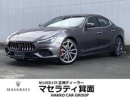 マセラティ ギブリ S グランスポーツ 元デモカ20AWカ-ボンインテリアLEDヘッド