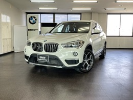 BMW X1 xドライブ 18d xライン 4WD ワンオーナー コンフォートパッケージ