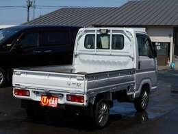 燃費の良い5速4WDです。