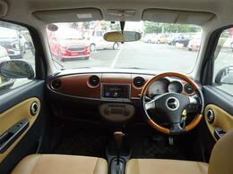 小さくても視界はとてもいいですよ!運転し易く安心です!