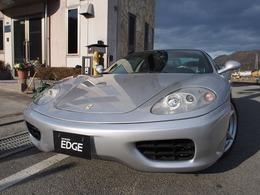 フェラーリ 360モデナ 3.6 6速MT車 チャレンジグリル