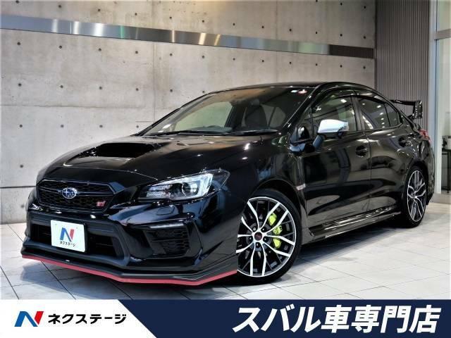 F型・大型リアスポ・OPレカロ・柿本マフラー・純正ナビ・STIエアロ