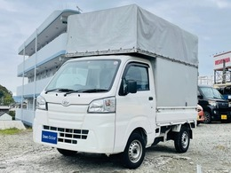 ダイハツ ハイゼットトラック 660 スタンダード 3方開 宅配仕様 間口開閉式