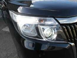 LEDライトで夜間・雨天の運転も安心・安全♪