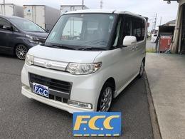 ダイハツ タント 660 カスタム RS ナビTV・キ-フリ-・ETC・パワスラ