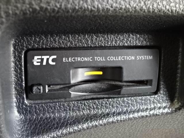 ETC車載器搭載です。