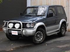 三菱 パジェロ の中古車 2.5 メタルトップワイド XR-II ディーゼルターボ 4WD 茨城県桜川市 52.0万円