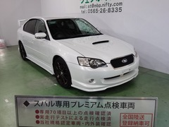スバル レガシィB4 の中古車 2.0 GT スペックB 4WD 愛知県豊田市 44.5万円