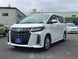 トヨタ アルファード ハイブリッド 2.5 SR Cパッケージ 4WD WEB商談可  4WD