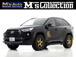 トヨタ RAV4 2.0 アドベンチャー 4WD CROSS WILD Military Edition