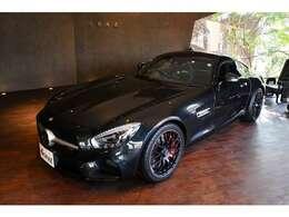 SLSの後継モデルかつポルシェ 911の対抗馬としてメルセデスAMGが開発したスーパースポーツAMG GT S