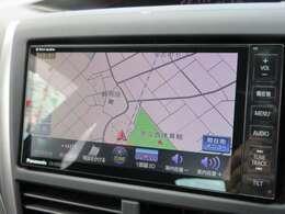 純正HDDナビ付き♪ 人気のストラーダ製のモデルとなります♪ 画質も良く新車時に人気の高いモデルです♪