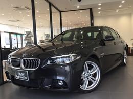 BMW 5シリーズ 523d Mスポーツ ディーゼルターボ アダプティブLED黒革ヘッドアップD19AW