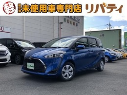 トヨタ シエンタ 1.5 X 登録済未使用車 スマートエントリー 禁煙車