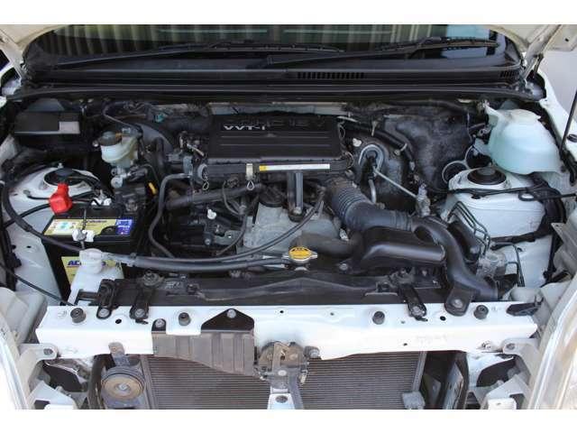 納車前にエンジンOIL・エレメント・バッテリー新品に交換致します。