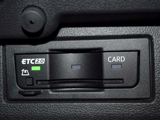 ETC2.0が装備されていますので料金所もノンストップで通過していただけます。