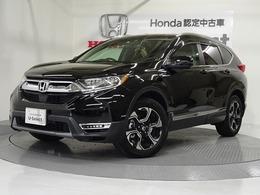 ホンダ CR-V 2.0 ハイブリッド EX マスターピース 4WD 純正ナビ ドラレコ AWD サンルーフ