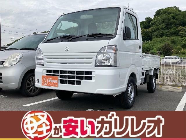 KCエアコン・パワステ 3方開 4WD