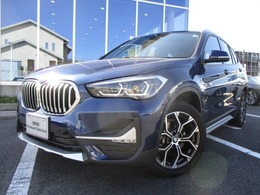 BMW X1 xドライブ 18d xライン 4WD 後期LCI コンフォートPKG 認定中古車