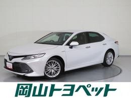 トヨタ カムリ 2.5 G レザーパッケージ 走行距離無制限 1年保証付