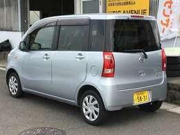 ダイハツ タントエグゼです。車検4年9月まで、HDDナビ地デジ、禁煙車、タイミングチェーン、O2センサー交換済み、お買い得車です。