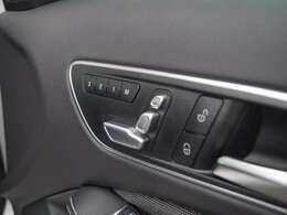 ベーシックパッケージ装着車。メモリー付きパワーシートを運転席に装備しております。