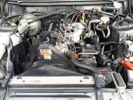 エンジン型式 B230 出力115ps/5400rpm トルク18.9kg・m/2750rpm 種類 水冷直列4気筒SOHC 総排気量 2316cc(カタログ値)