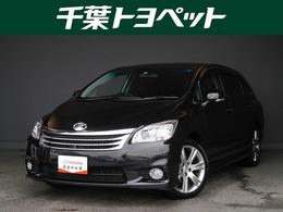 トヨタ マークXジオ 2.4 エアリアル ワンオーナー HDDナビ装備