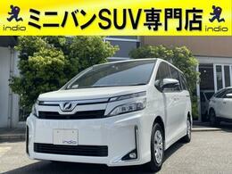 トヨタ ヴォクシー 2.0 X 両側電動スライド スマートキー LED