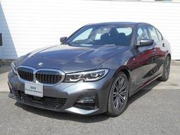 BMW 3シリーズ 320d xドライブ Mスポーツ ディーゼルターボ 4WD 黒革ACCコンフォートPETCデモ認定車